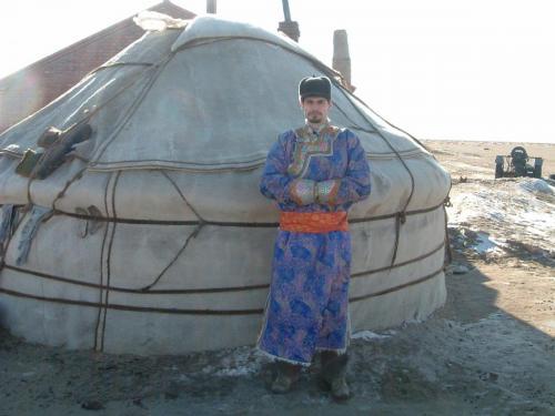 008. Innere Mongolei