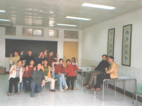 025.-11. Mianyang (Meine Schulklasse - Oberstufe)
