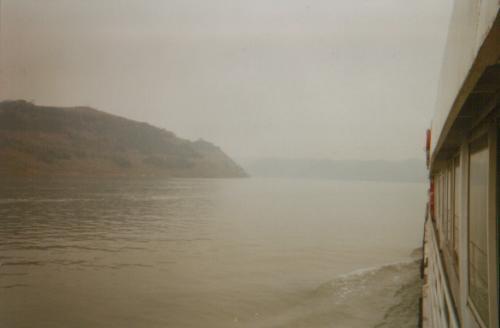 080. -1. 3 Tage auf dem Yangtze
