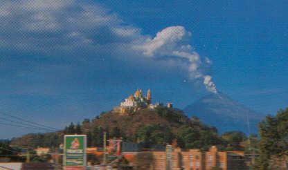 100. Vulkan am Tempelberg