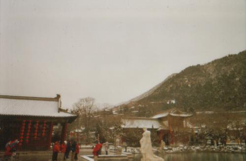 119. -1. Huaqing-Thermalquellen