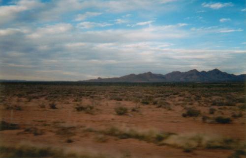 123. Auf dem Weg nach Chihuahua