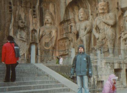125. -6. Die Longmen-Grotten von Luoyang