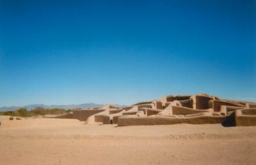 131. Ausgrabungen von Paquime
