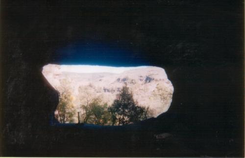 141. Apachenhöhle