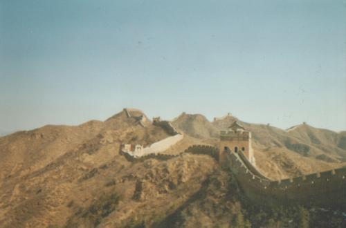 181. -2. Die Große Mauer